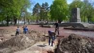 Ukrayna'da Tarihi Kilise Gün Yüzüne Çıkıyor
