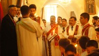 Mardin Kırklar Kilisesi'nde Paskalya Kutlaması