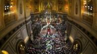 Ortodoks Doğu Kiliseleri Paskalya Bayramı'nı Kutladı