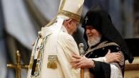 Papa Françesko Cuma Günü Ermenistan'da