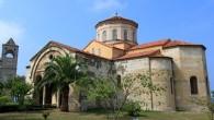 Trabzon Ayasofyası'nın Freskleri Kazındı