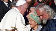 Avrupa'dan Birçok Evsiz Vatikan'a Gelecek