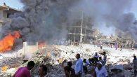 IŞİD, Kamışlı'da Bomba Yüklü Araç Patlattı: 52 Ölü