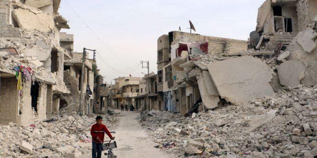 Halep'te Savaş Devam Ediyor