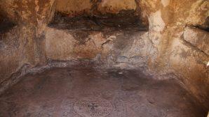 İlk Hristiyan Kral'ın Aile Mezarlığı Urfa'da Bulundu