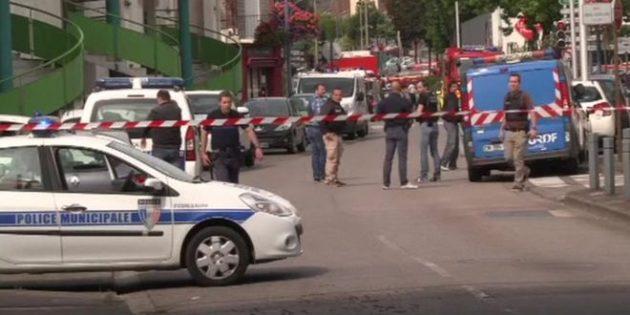 Son dakika: Fransa'da Kiliseye Saldırı