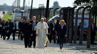 Papa Polonya'da mülteciler için merhamet istedi