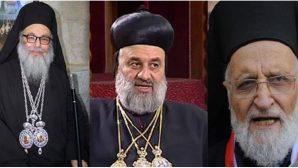 Ortadoğu Ortodoks ve Katolik Liderlerden Suriye Çağrısı