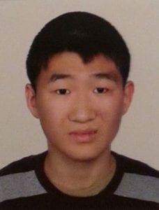 Koreli çocuk resmi