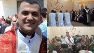 Yeni atanan Iraklı rahipler mutluluk getirdi