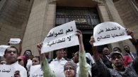 Mısırlı Hristiyanlar Kahire'de eşitlik için protesto düzenledi