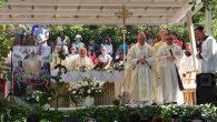 İzmir'de Meryem Ana'nın göğe yükseliş ayini yapıldı
