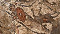 İsrail'de Nuh Tufanı'nı betimleyen mozaikler bulundu
