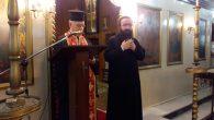 Patrik Vekili Efrem El Maluli İskenderun Ortodoks Kilisesini Ziyaret Etti
