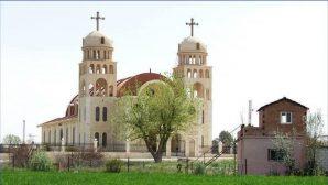 Süryani Katolik Başepiskoposu'nun Evine Baskın