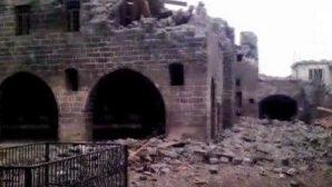 Sur'da Ermeni Katolik Kilisesi Restorasyona Girdi