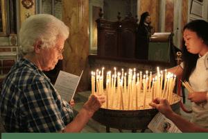 Dünya Barış Günü, Saint Esprit
