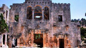 Mersin'deki Alahan Manastırı Restorasyon Çalışmaları Bitti