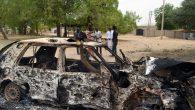 Nijerya'da Kilise Çıkısında Sekiz Hristiyan Öldürüldü