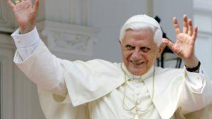 Emekli Papa 16. Benediktus'tan Türkiye Yorumu