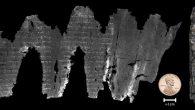 Kömürleşmiş ikibin yıllık Kutsal Kitap yeni teknolojiyle  okunabildi