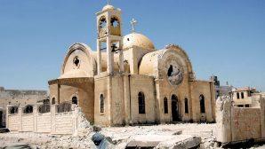 IŞİD Militanları Irak'taki Asur Kilisesi'ni Patlattı