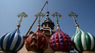 Rusya'da Kilise Yapımı En Çok Moskova'da Yapılıyor