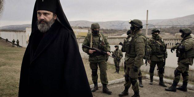 Rus sınır muhafızları Başepiskopos Kliment'i gözaltına aldı