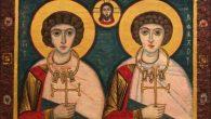 Şehit azizler Sergios ve Bakkos Anılıyor