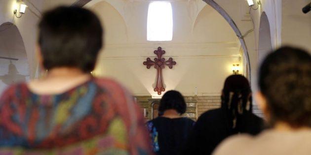 Güvenli Evler Hristiyanlara Açıldı