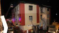 Adana'da öğrenci yurdunda facia: 12 ölü…