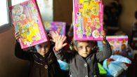 Rusya, Suriyeli çocuklar için Noel hediyeleri gönderecek