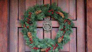 Avrupa'ya 6.5 Milyon Değerinde Noel Çelengi İhracatı
