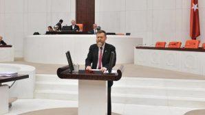 Mersin Milletvekili Atıcı'dan Noel Mesajı: İnanç Özgürlüğü İnsan Hakkıdır