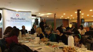 Maltepe Belediyesi'nden Noel Kahvaltısı