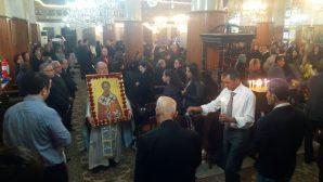 İskenderun'da 'Aziz Nikolaus' Bayramı Görkemli Kutlandı