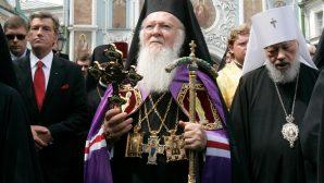 Ekümenik Patrik Bartholomeos'un 25. Patriklik Yılı Fotoğraf Sergisi Açıldı
