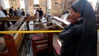 Mısır'da Bombalı Saldırıya Uğrayan Kilise Restore Edilecek