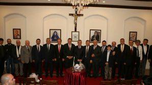 Antakya'da Coşkulu Noel Kutlamaları