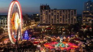 Berlin Noel Pazarında Facia