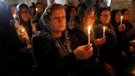 Irak'ta IŞİD'ten geri alınan kiliselerde Noel kutlandı