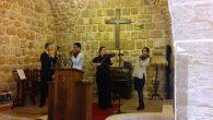 Mardin Kilisesi'nde Moldovalılar Konser Verdi