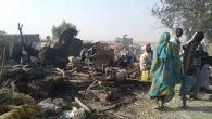 Nijerya Hava Kuvvetleri Sivilleri Terör Örgütü Zannetti