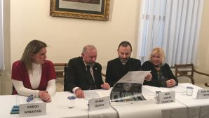 Ermeni Katolik Patrikhanesi'nden 2017 Yılı Takvimi