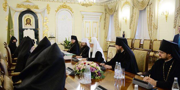 Rus Ortodoks Kilisesi'nden Yardım Çağrısı