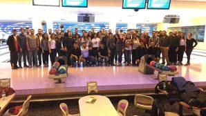 Gençlik Bowling Turnuvasında Buluştu