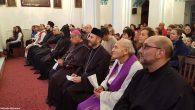Göçmenler İçin Tüm Kiliseler Toplandı