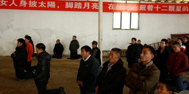 Çin hükümeti Müjde'nin Duyulmasını Engelliyor