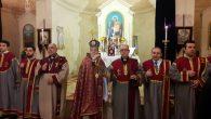 Karasun Manuk Ermeni Kilisesi, İsim Bayramını Kutladı