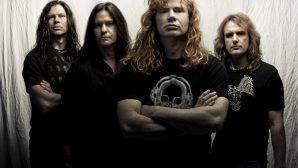 Thrash Metal Grubu Megadeth'ten Tapınma Konseri